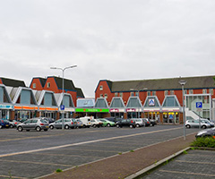 Winkelcentrum Lewenborg