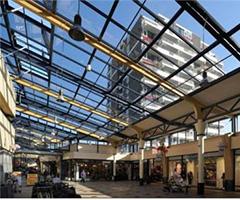 Winkelcentrum de Weiert