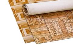 Linoleum aanbiedingen in alle folders folderscheck